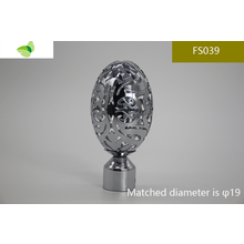 FS039,iron finials