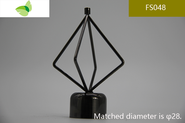 FS048,iron finials