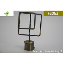 FS063,iron finial