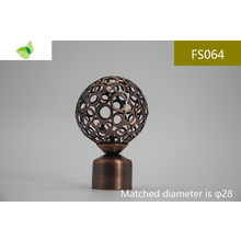 FS064,iron finials