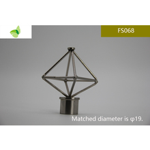 FS068,iron finials
