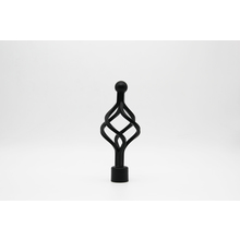 FS012,iron finials