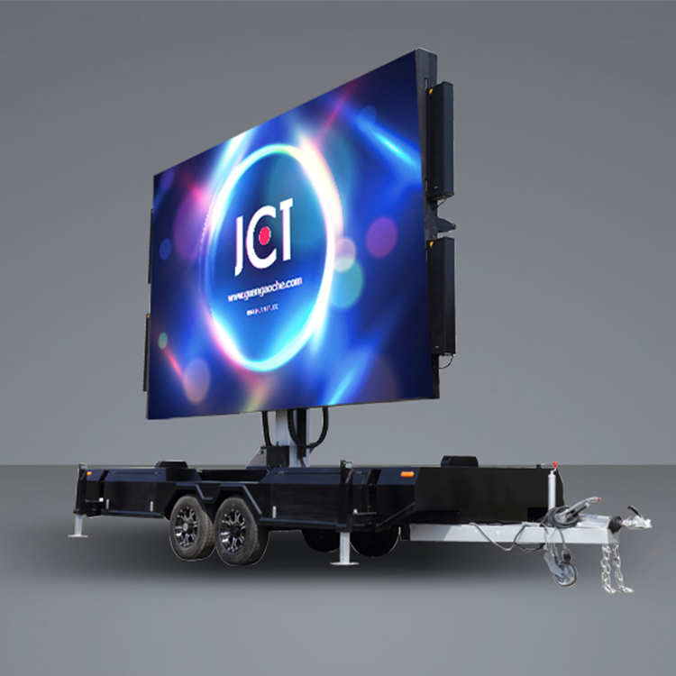 good quality exhibition mobile truck