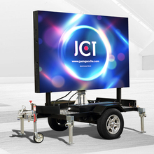 Outdoor Mobile Advertisin Mobile Led Trailer