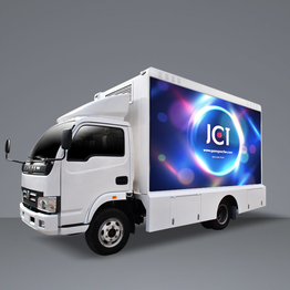 China Supplier  Outdoor Led Mobile Truck