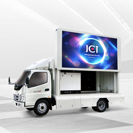 Low Price Outdoor Led Mobile Truck