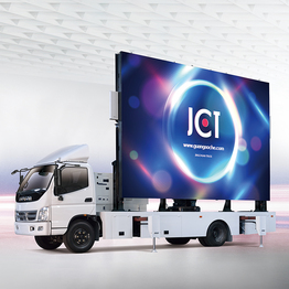 Factory Price Led Mobile Truck