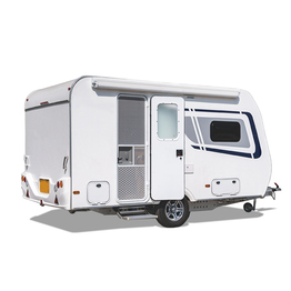 Factory Price China Travel Trailer