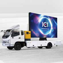 Top Selling Outdoor Led Advertising Truck