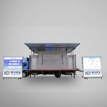 Hot Sale Mobile Advertising Led Stage Truck Manufacturers