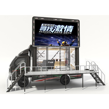 JCT EW3360 LED Exhibition Truck