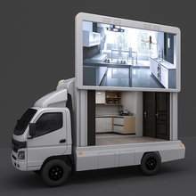 JCT LED Home Display Truck