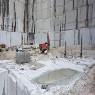 California White Granite Quarry 02