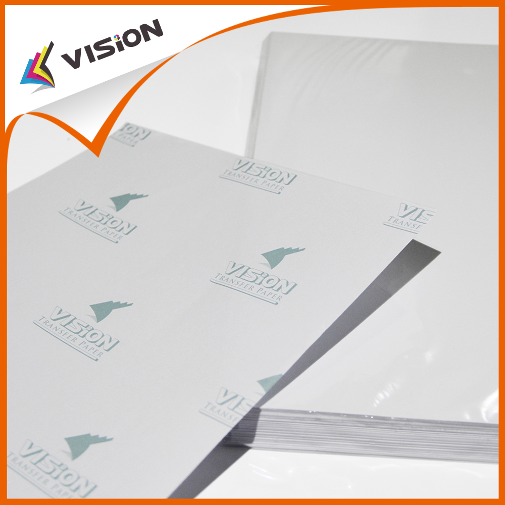 Inkjet dark heat transfer paper t shirt heat transfer for Printer transfer paper for wood