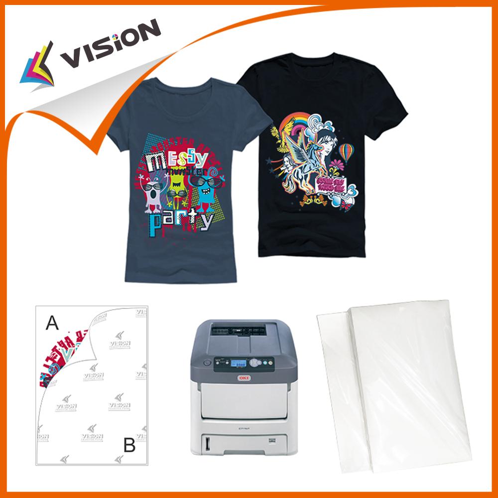 Titan X ® Self-Weeding Laser Transfer Paper - Light Textiles - A4 (100 Sheets)
