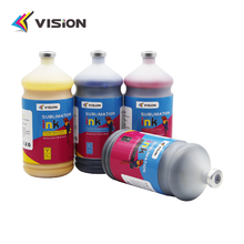 4 Colors Heat Transfer Dye Sublimation Ink for Epson Desktop printer ink