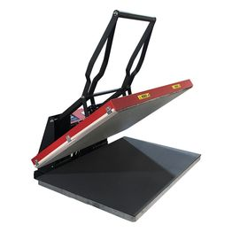 60x80cm flat heat press machine for tshirt printing