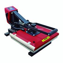Small size flat heat press machine 38x38cm