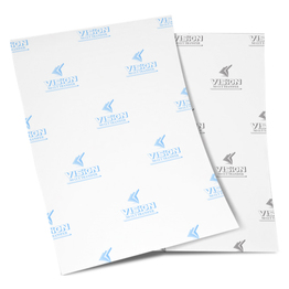 self-weeding laser dark transfer paper