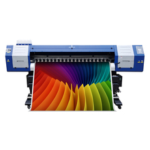 ME-1803DHT 1.8 wide format dual 5113 print heads dye sublimation printer