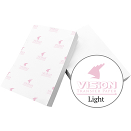 laser light transfer paper