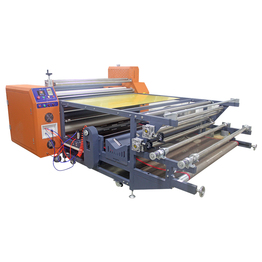 Multifunction roller heat transfer machine
