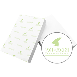 sub-light no cut transfer paper for light-colored cotton fabric
