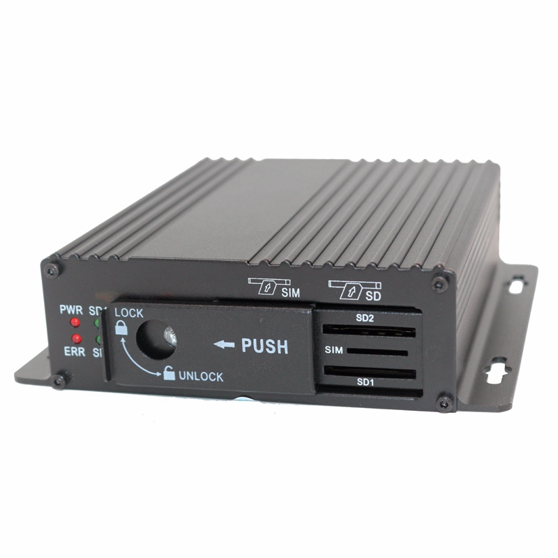 Mobile DVR 3G GPS for bus