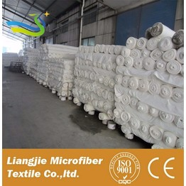 China Supply Wholesale Cheap Fabric Textiles Good Quality Microfiber Fabric yard in Roll