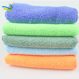 wholesale 350GSM High Quality Terry Microfiber Cloth with Multipurpose Usages