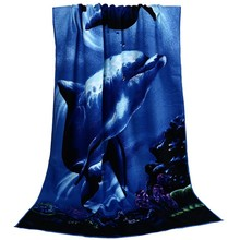 souvenir beach towel Surfing Towel Florida California Surf Board Fantasy Fun Beach Towel