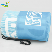 Soft and fast drying 100 Polyester Microfiber Towel for Gym,Travel, Sports, Camping, Beach, Swimming with promotion price