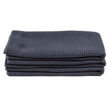 Professional Microfiber Waffle Drying Towel for car and housework