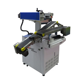 Flying Style CO2 Laser Marking Machine