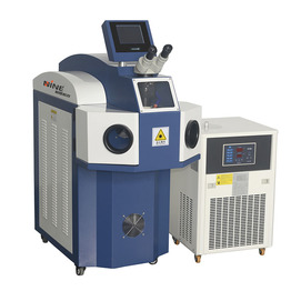 Split type jewelry laser welding machine