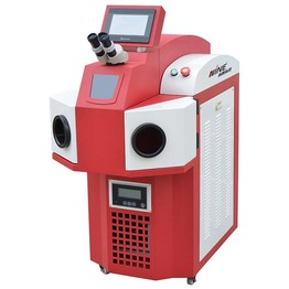 Integrated jewelry laser welding machine