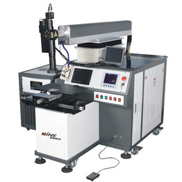 Stainless steel mould four axis automatic laser welding machine for metal welding