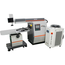Handheld  integrated channel letter laser welding machine N5H