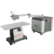 Handheld optical fiber transmission laser welding machine