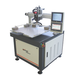 Industry special laser welding machine for cabinet door