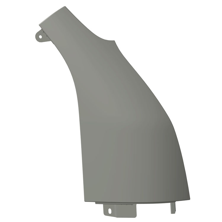 Chinese Auto Parts  Right Front Fender