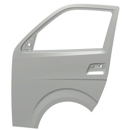 Auto Metal Body Parts Factory Para sa Toyota Front Door Lh Price