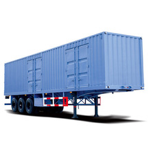 Ang Box Semitrailer Available Cargo Transport Semi Trailer Van Mula Professional Semi Trailer Companies XXG9400XXY