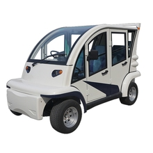 Electric Patrol Car Koala Type 4 Seats 3.06M EG6043KF