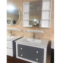 PNCN502 wall-hung Bathroom Cabinet with framed mirror