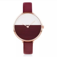 Big Dial Classic Custom Design Elegance Women Watch Custom Alloy Quartz Ladies Fancy Wrist Watch