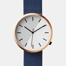 Nieuwe Design Minimalist Merk Uw Logo Private Label Watch