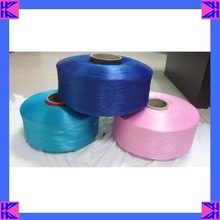 high tenacity hollow manufactured pp twist yarn