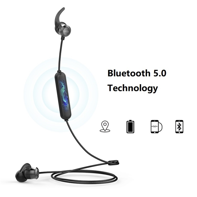 Dual Driven Sound headphones