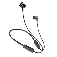 BN80 Dual Driver Bluetooth 5.0 Wireless Neckband Headphones